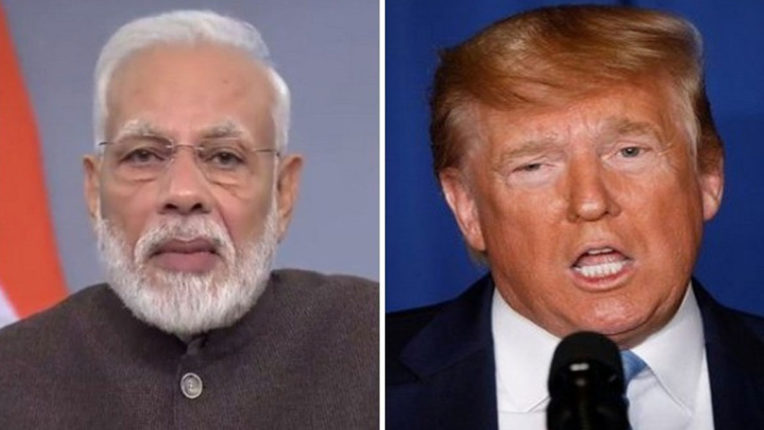 No talks between Prime Minister Modi and Trump recently: government sources