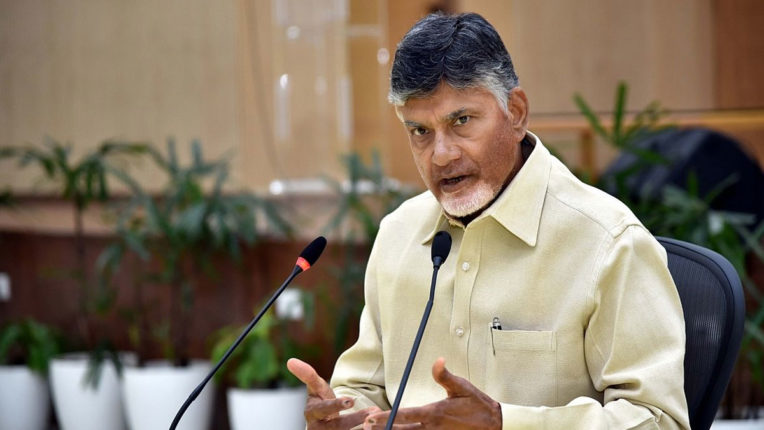 Naidu expressed concern over gas leak incident at pharma plant in Visakhapatnam