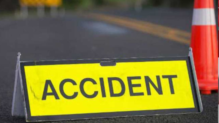 Two laborers killed, 36 injured by bus overturning