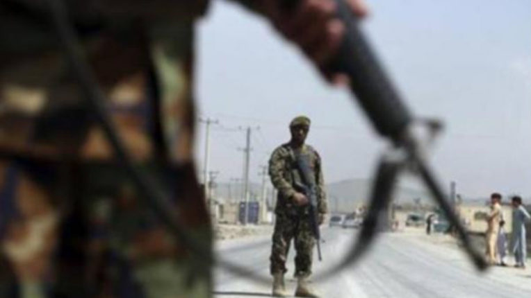 Suicidal car bomb attack in Afghanistan, 4 killed, 40 injured