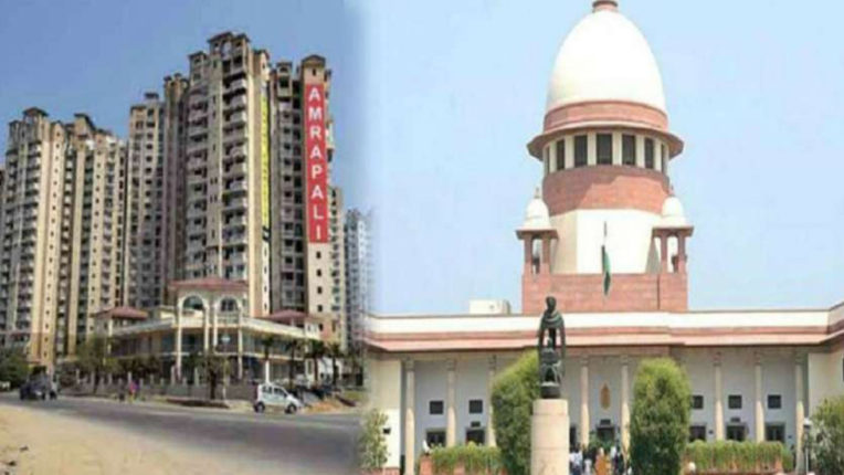 Amrapali and Superme Court