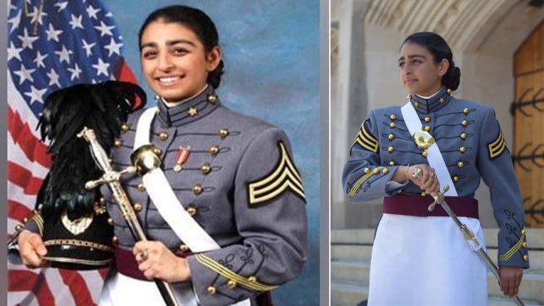 Anmol narang to become the first sikh woman to graduate from the ...