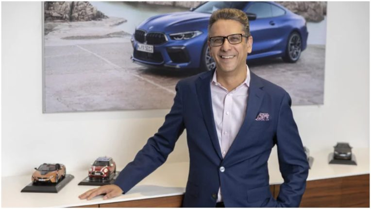 BMW appointed Vikram Pawah as group president in India