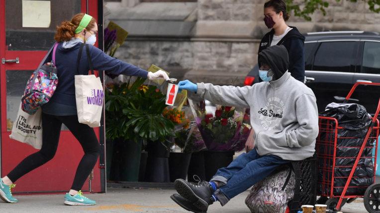 कोरोना वायरस: न्यूयॉर्क में एक दिन में पांच लोगों की मौत, अब तक की सबसे कम संख्या