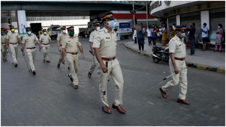 278 more policemen infected in Maharashtra, total 5713 cases of police force infection