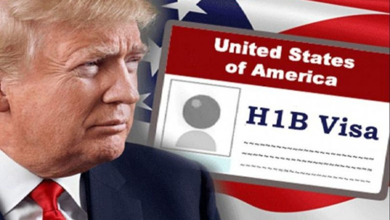 Trump administration proposes to end computerized lottery system for H-1B visa