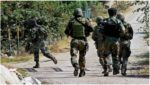 Encounter between security forces and militants in Jammu and Kashmir's Anantnag