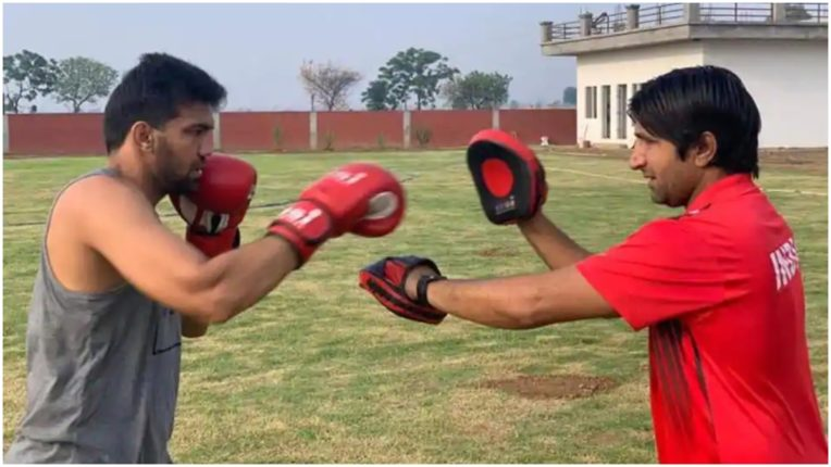 Former boxing coach Sandhu sent the name of Manoj Kumar's brother to Dronacharya