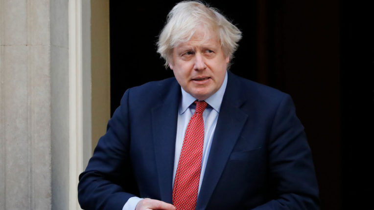 Hong Kong citizens ready to help when needed-British Prime Minister Johnson