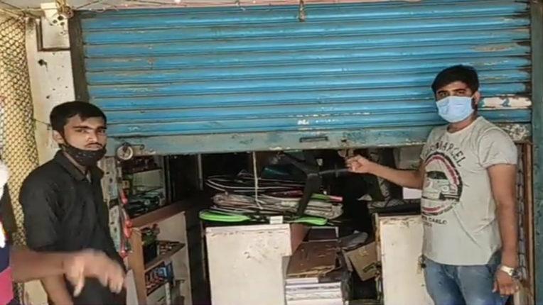 नालासोपारा में एक रात में 3 दुकानों का ताला टूटा