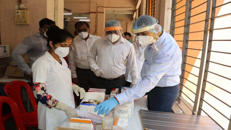 GoodNews: Kovid-19's recovery rate in India was 60.80 percent, but 23 thousand new cases a day