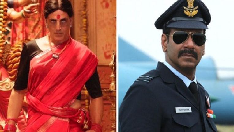 Lakshmi Bomb and Bhuj