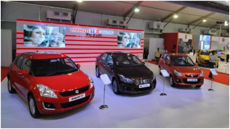 Maruti sales declined 86 percent to 18,539 units in May