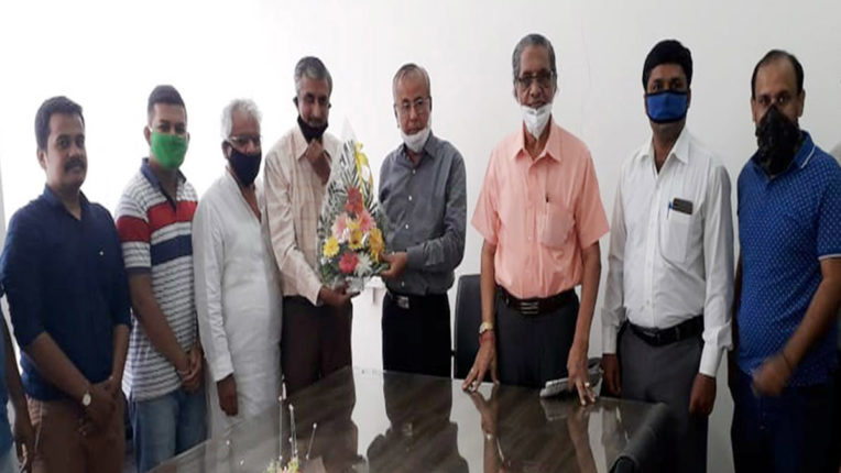 सीए रमेश फिरोदिया को मिला पुरस्कार सभी के लिए प्रेरणादायी : डॉ.शरद कोलते