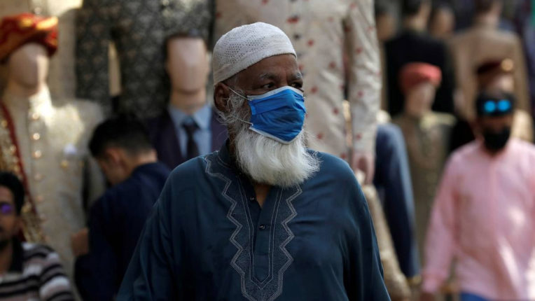 पाकिस्तान में कोरोना वायरस के 3,938 नए मामले, मृतक संख्या 1,621