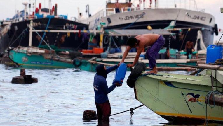 फिलिपींस में समुद्र में नौका और पोत के बीच टक्कर के बाद 14 लोग लापता