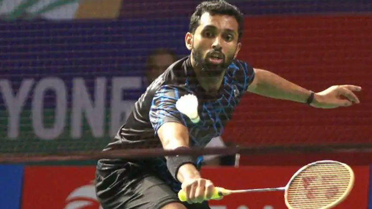 Prannoy was angry for being ignored for the Arjuna Award for the second consecutive yearPrannoy was angry for being ignored for the Arjuna Award for the second consecutive year
