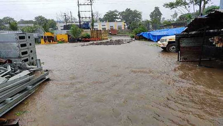13.60 mm rain in the district, likely to rain