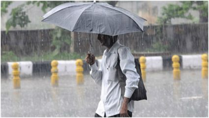 Rain at many places in East Rajasthan