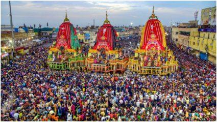 Jagannath Yatra, Odisha