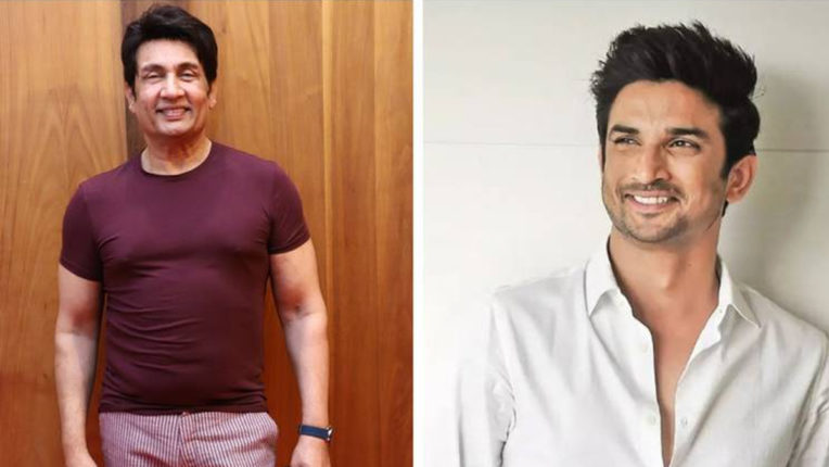 Shekhar Suman and Sushant
