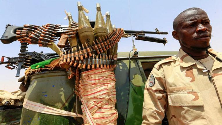 सूडान ने 122 से अधिक संदिग्ध भाड़े के लोगों को गिरफ्तार करने की घोषणा की