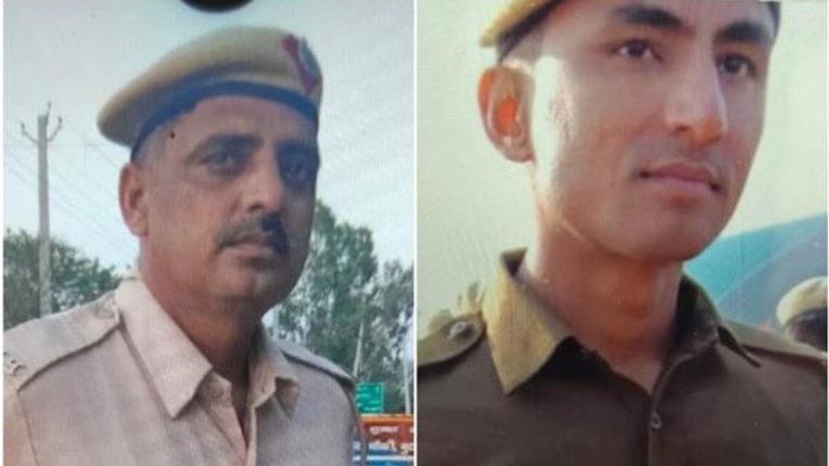 Two Policemen Murder