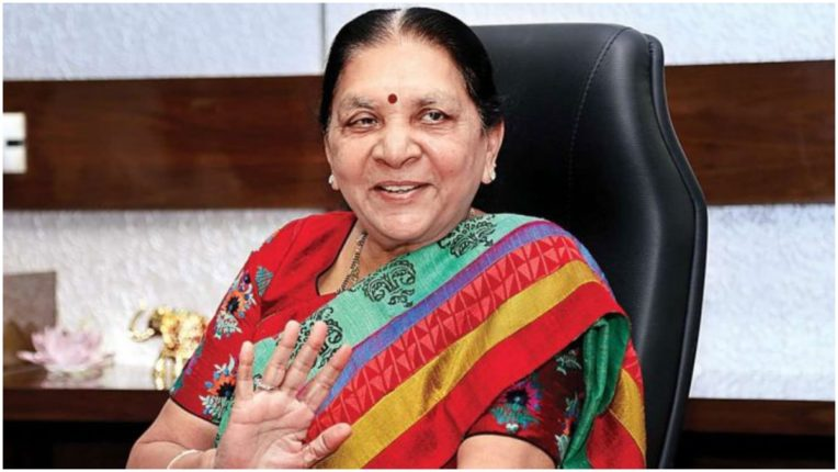 Uttar Pradesh Governor Anandiben given additional charge of Governor of Madhya Pradesh