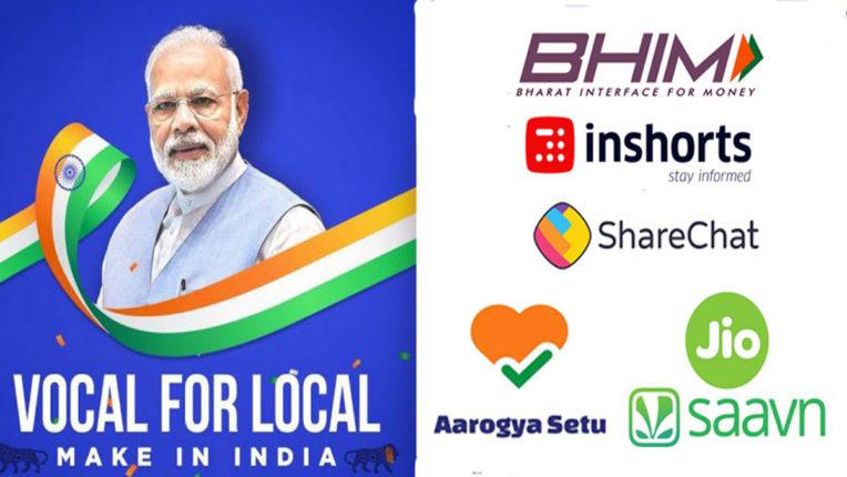 5 भारतीय ऐप, जो 'आत्मनिर्भर' और 'वोकल फॉर लोकल' को बना सकते हैं सफल