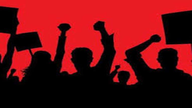 विवि अधिकारी, कर्मियों ने शुरु किया लेखन बंद आंदोलन