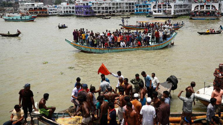 bangladesh boat accident