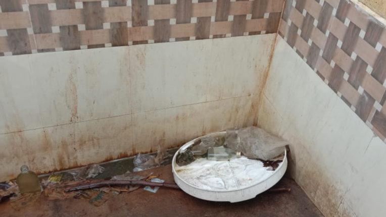 झरी नगर पंचायत की स्वच्छता पर अनदेखी
