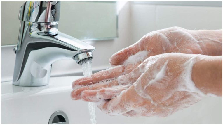 covid-19: Device developed to help wash hands thoroughly