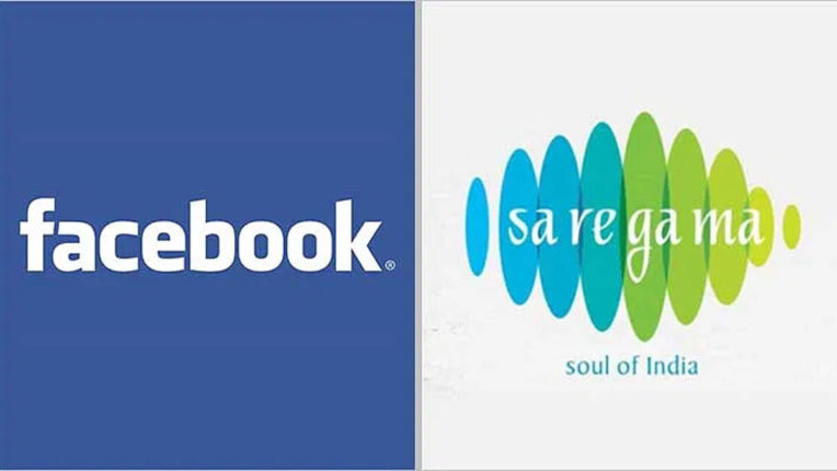 Saregama, Facebook signed global licensing agreement