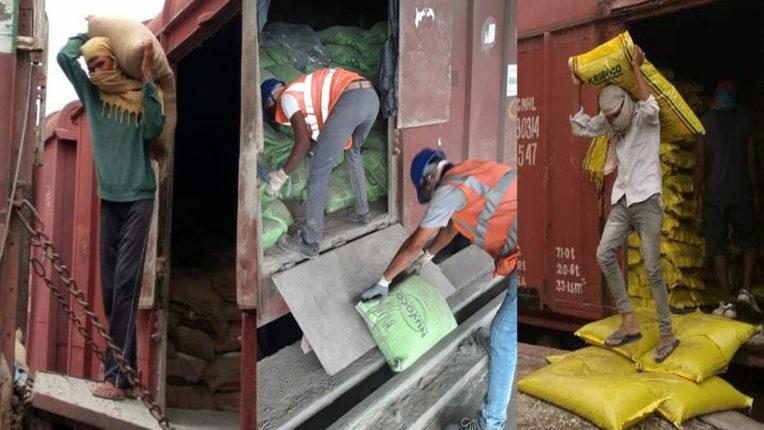 पश्चिम रेलवे ने किया 16.21 मिलियन टन माल का परिवहन