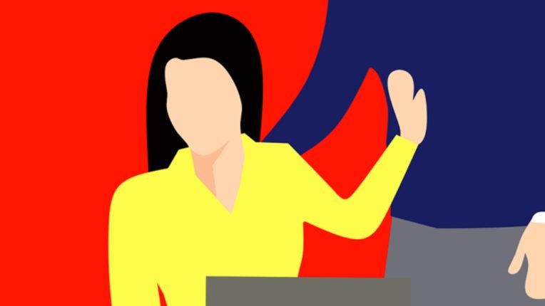 महिला कर्मी ने लगाया प्रताड़ना का आरोप