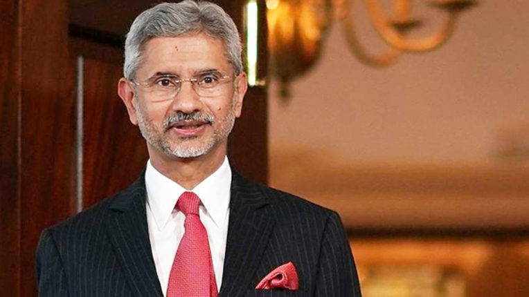 Foreign Minister S. Jaishankar replied to Rahul Gandhi, finally told why young people do not carry weapons