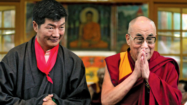 India should pick up the issue of Tibet during bilateral talks with China: Lobsang Sangay