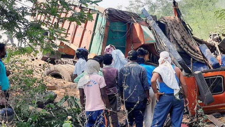लॉकडाउन के दौरान सड़क हादसों में करीब 200 श्रमिकों ने जान गंवायी : एनजीओ