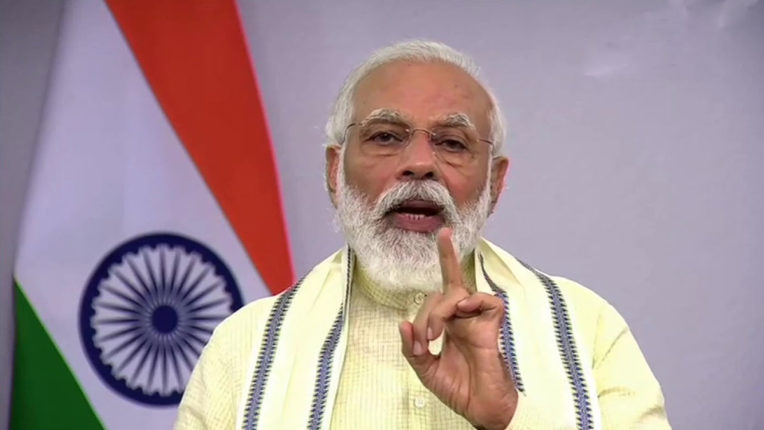 Do not miss any opportunity to upgrade skills in Corona period: Modi
