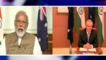 Happy to attend first India-Australia virtual conference: Modi