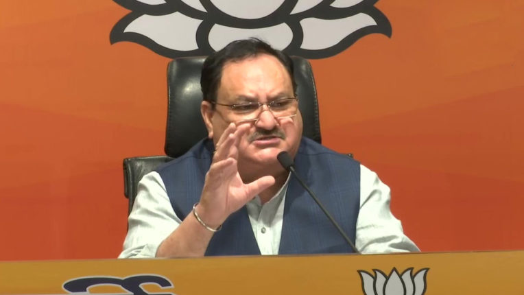 Gehlot government has proved to be a 'mandarin government': Nadda