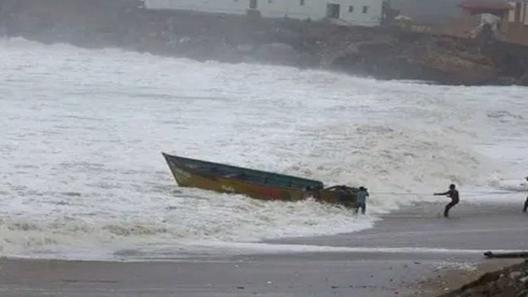 Cyclone 'Nisarg' to arrive in Mumbai this afternoon