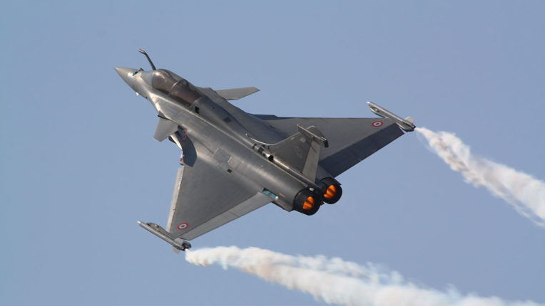 The first consignment of Rafale aircraft will arrive in India, Ambala on July 27