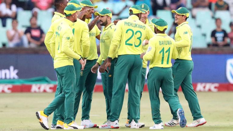 कोरोना वायरस : अभ्यास पर लौटे दक्षिण अफ्रीकी क्रिकेटर