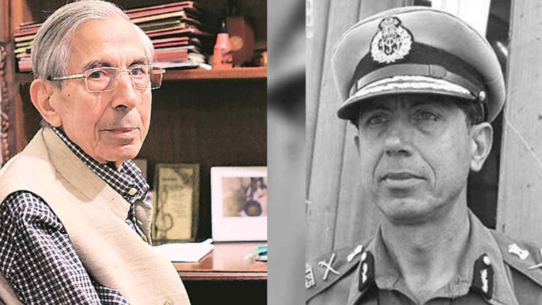 Former Delhi Police Commissioner Ved Marwah passed away