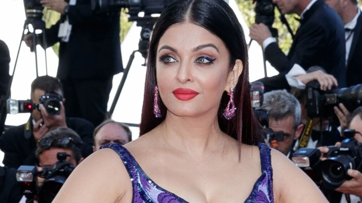 Aishwarya thanked fans for her family's recovery from Covid-19