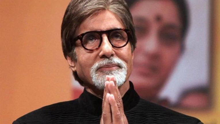 Amitabh Bachchan wishes fans Navratri