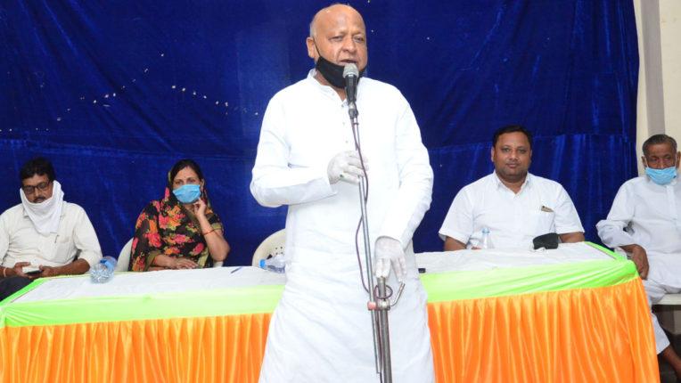 BJP Meeting, gopaldas Agrawal
