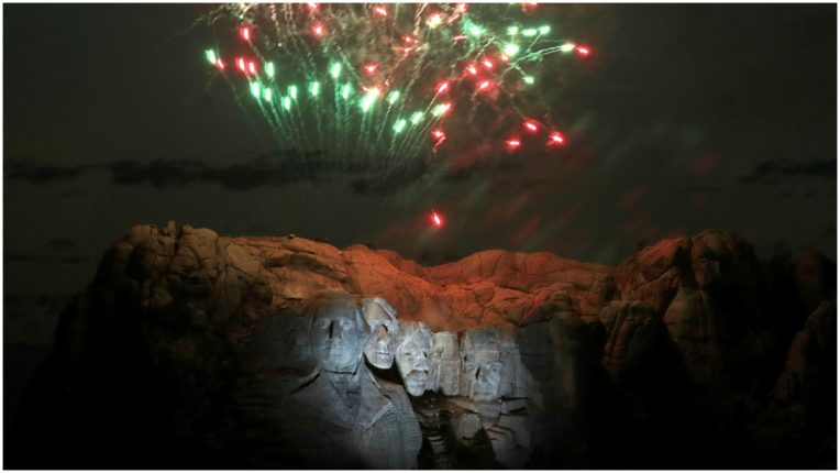 Covid-19 cases in America fade on Independence Day celebration